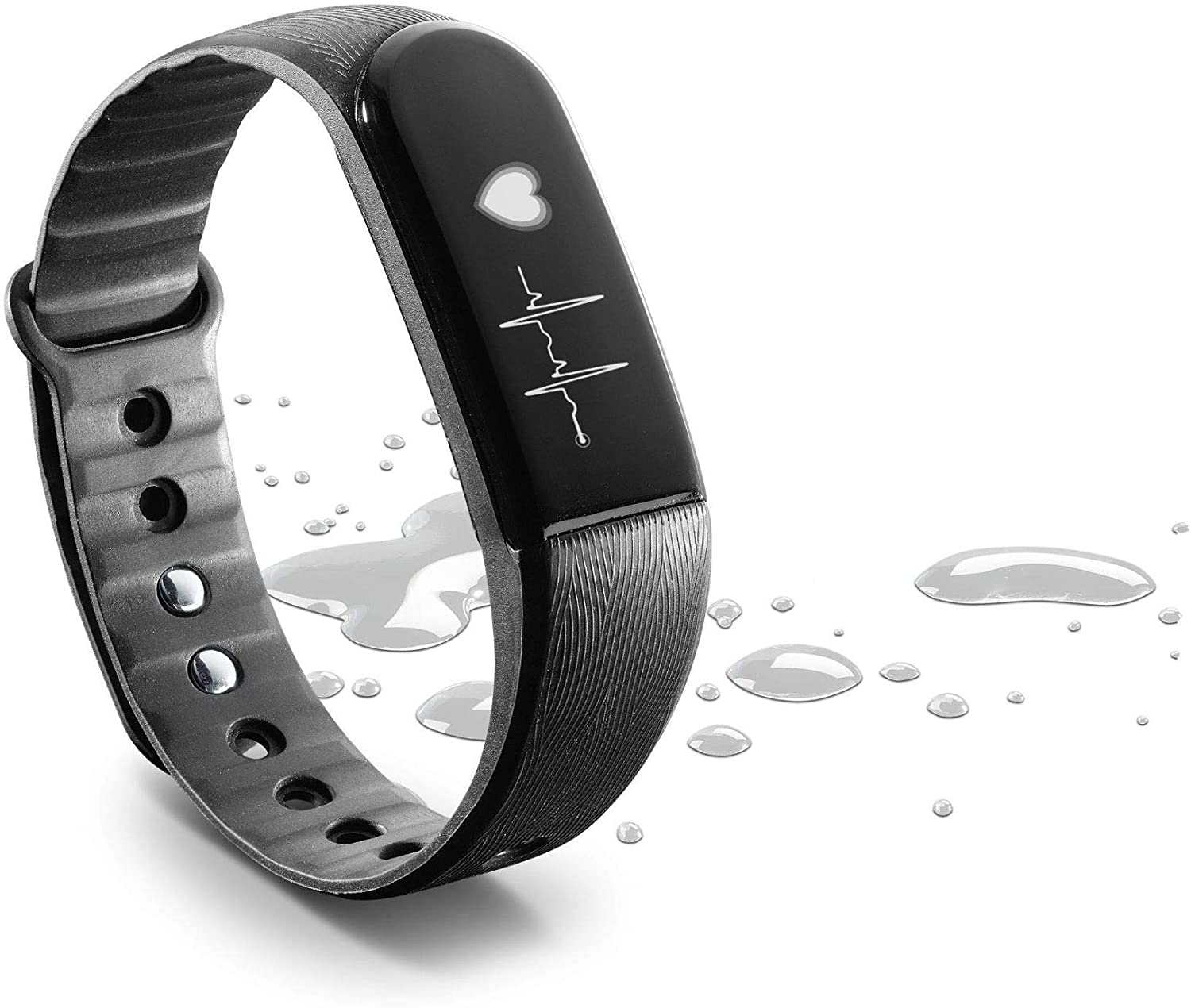 EASY FIT HR TOUCHSCREEN FITNESS TRACKER OROLOGIO